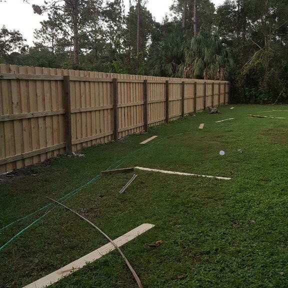 atlanta fence repair